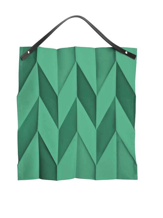I X I Bag 48x44cm emerald Issey Miyake iitala