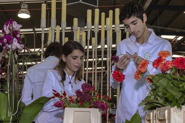 Saló Ensenyament Escola art floral 04