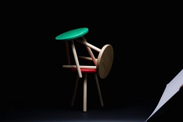 Whackpack Furniture_Wooden Creepie Stools_PR