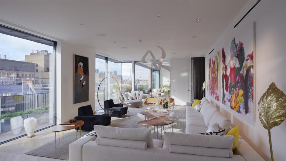 The mellier apartamentos de lujo y dise o en mayfair - Apartamentos de lujo en londres ...