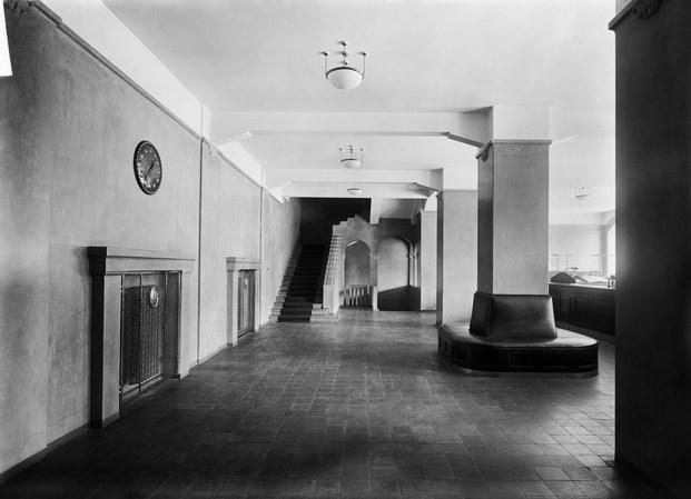 El espacio original que ahora ocupa Artek Helsinki