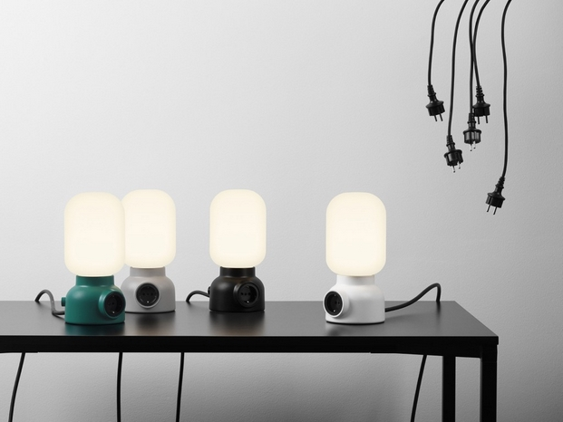 Atelje Lyktan Plug Lamp Form Us With Love