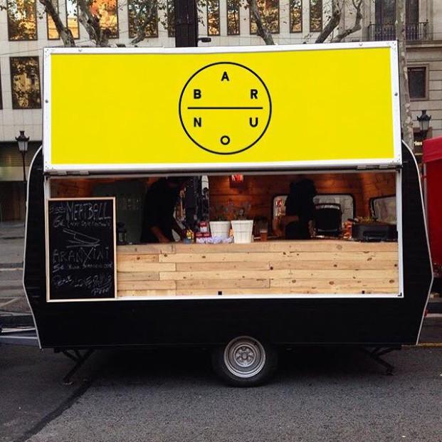 Bar nou food truck
