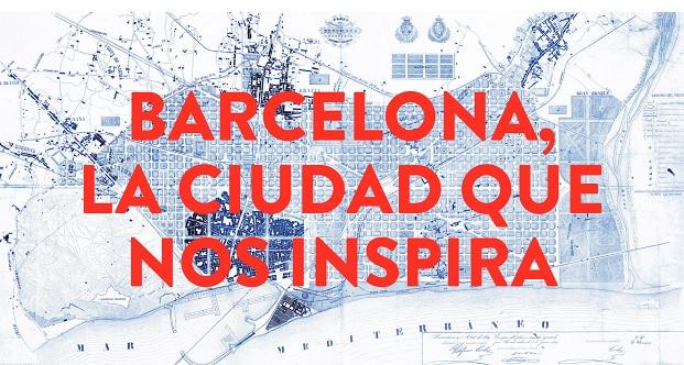Barcelona la ciudad que nos inspira