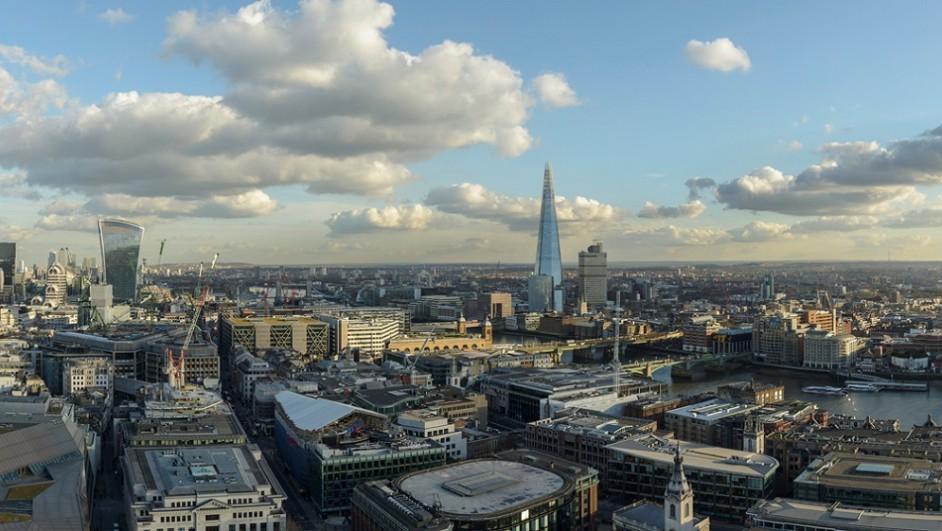 Foto skyline Londres