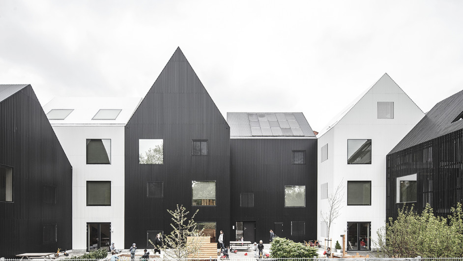 guarderia Frederiksvej guarderia Rasmus Hjortshøj cobe architects