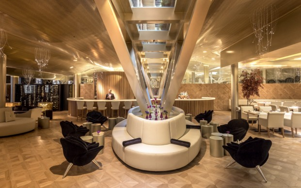 the monument hotel en barcelona paseo de gracia Lobby y Hall diariodesign