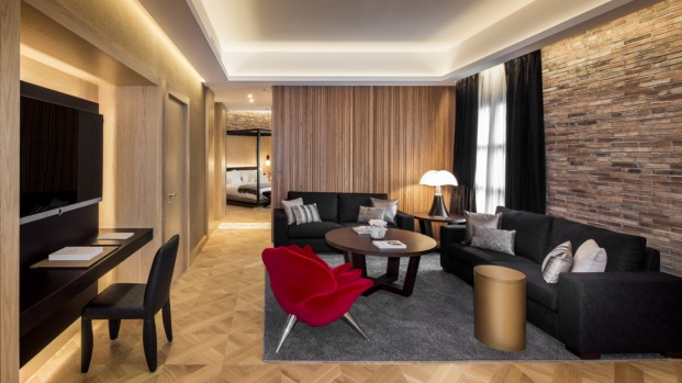 monument hotel suite batlló barcelona