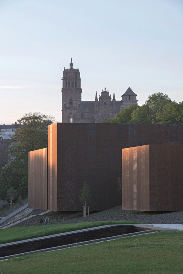 Musée Soulages Rodez en Francia museo ico madrid diariodesign