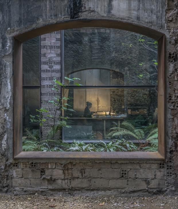Espai Barberí estudio de RCR Arquitectes en Olot Gerona diariodesign