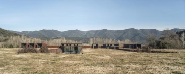 Casa Horitzó, La Vall de Bianya rcr arquitectes diariodesign