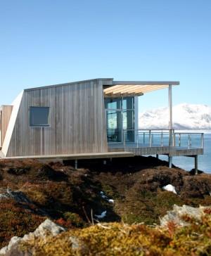 Refugio de Snorre Stinessen 1