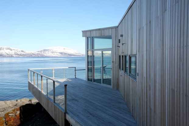 Refugio de Snorre Stinessen 13