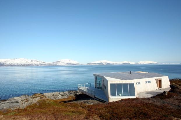 Refugio de Snorre Stinessen 2