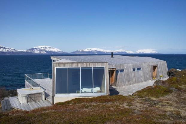 Refugio de Snorre Stinessen 4