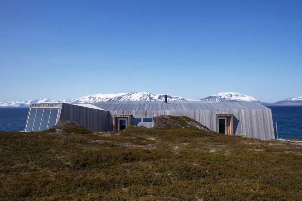 Refugio de Snorre Stinessen 5
