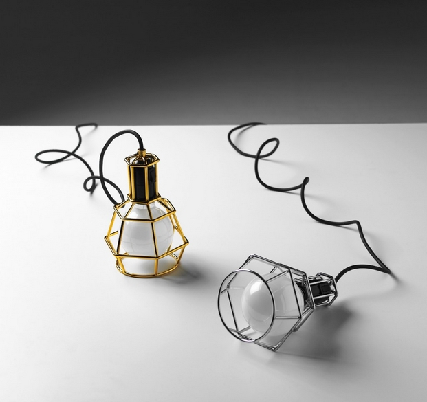 Work Lamp Design House Stockholm Form Us With Love