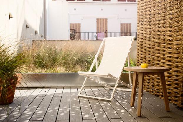 Yurban Hotel terraza interior diariodesign