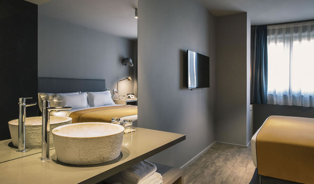 Yurbban hotel  barcelona Doble Standard diariodesign