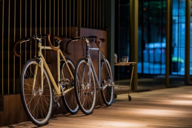 Yurbban Hotel Barcelona bicicletas diariodesign