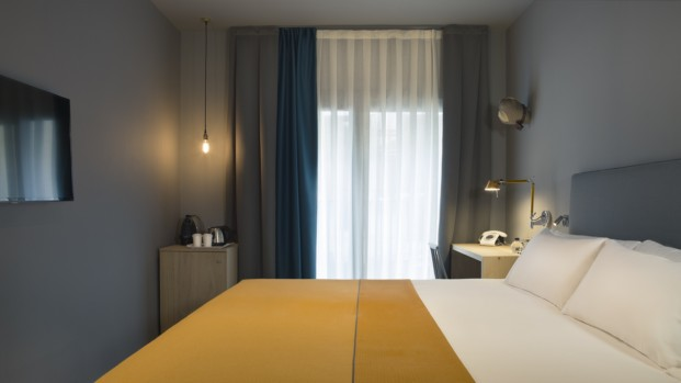 room Yurbban Hotel Barcelona diariodesign