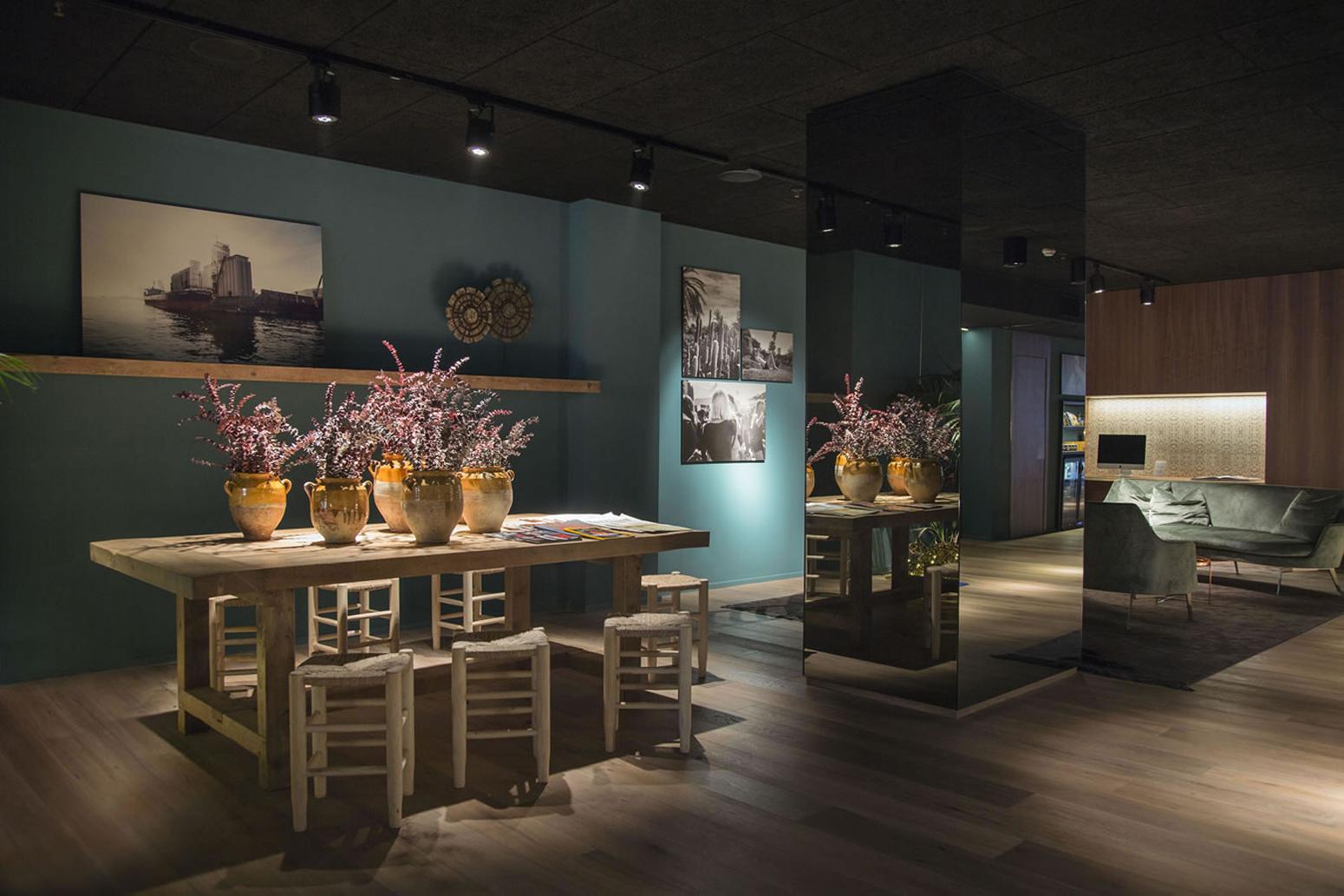 Hotel yurbban en barcelona for Hotel design barcelone