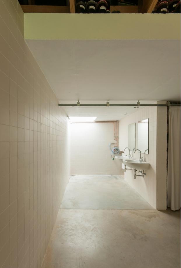 baño  estudio gens casa disneyland en alsacia