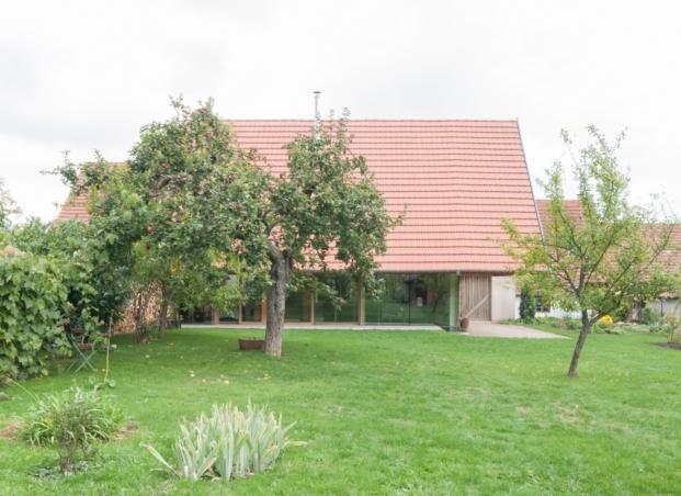 estudio gens bonita casa moderna en alsacia de diariodesign