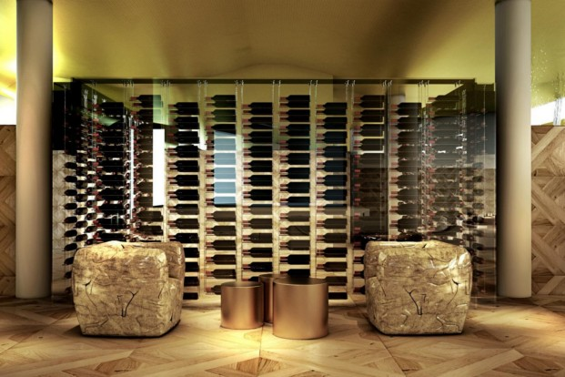 bodega restaurante lasarte en monument hotel barcelona diariodesign