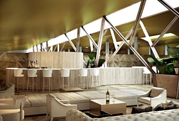 restaurante oria monument hotel en barcelona diariodesign