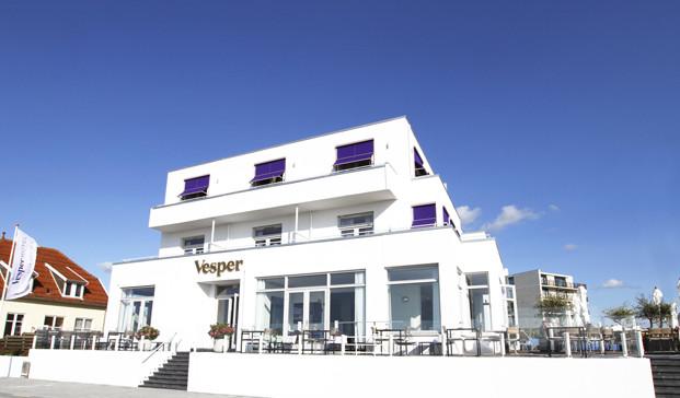 1 GROHE Vesper Hotel_Noordwijk