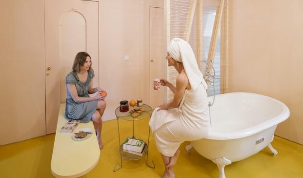 Bathyard apartamento en Madrid 4