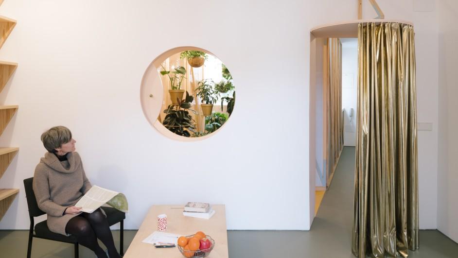 Bathyard apartamento en Madrid