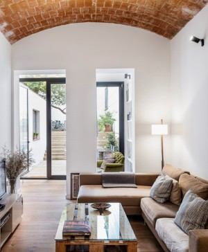 Casa en Sarria de Sergi Pons 1