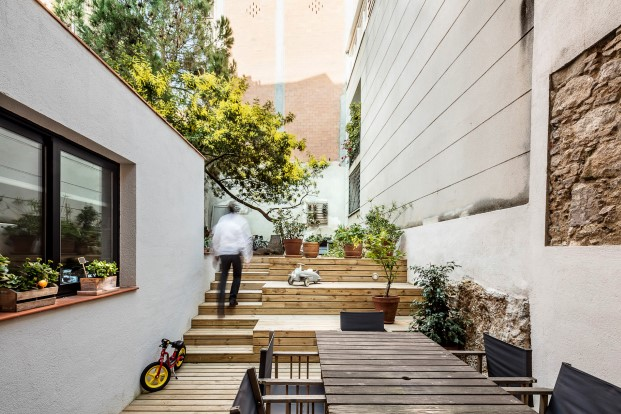 Casa en Sarria de Sergi Pons 11