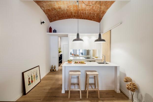Casa en Sarria de Sergi Pons 4