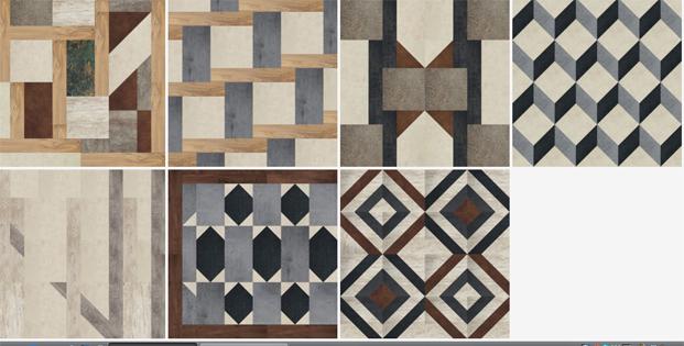 Colección de diseños Tarkett
