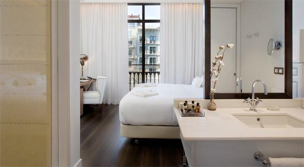 Habitación Cotton hotel house diariodesign