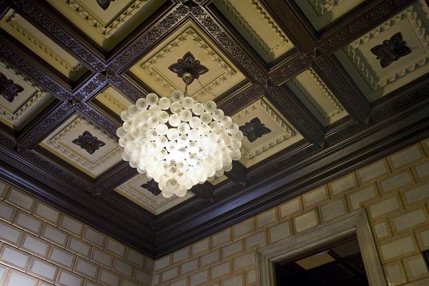 lampara Cotton hotel house diariodesign