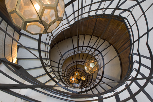 Cotton House SPIRAL STAIRCASE 4