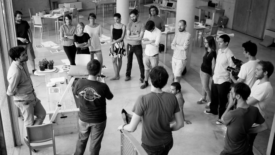 Curso de diseño en Fabrica