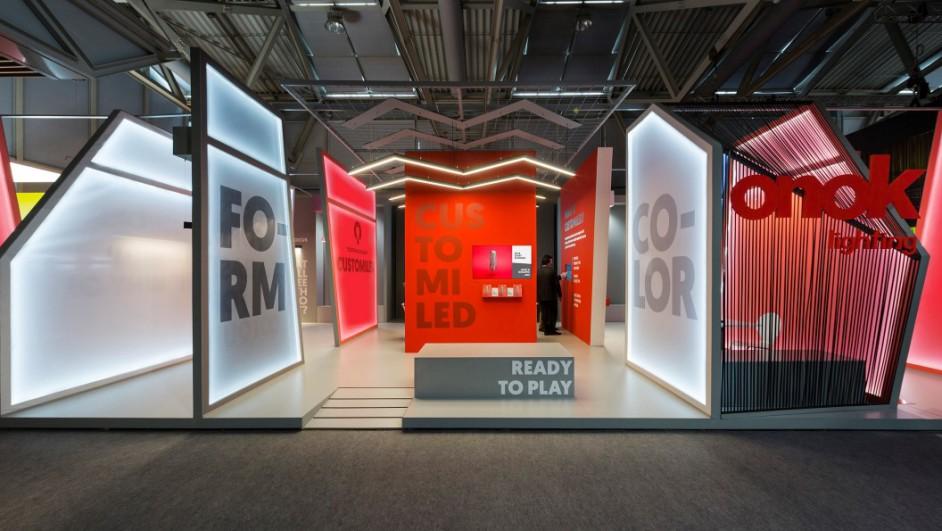 Masquespacio para Onok en light building stand diariodesign