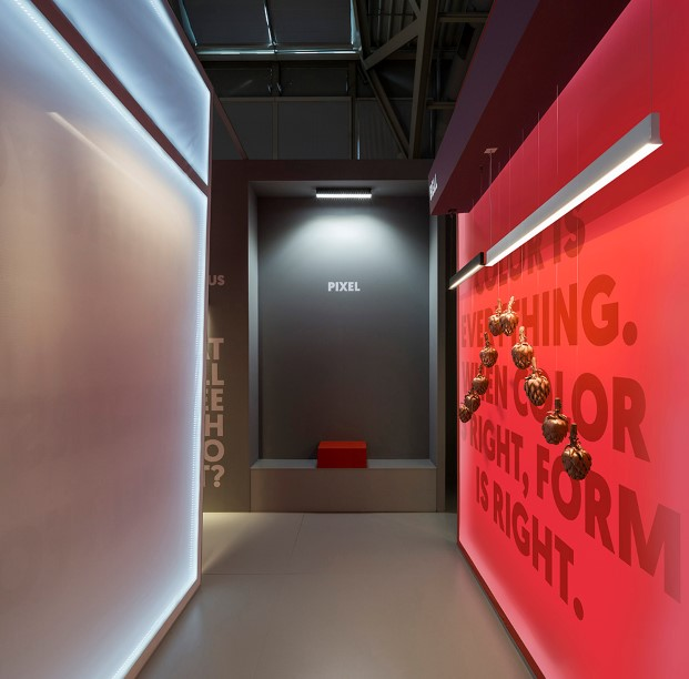 Masquespacio para Onok en light building stand diariodesign