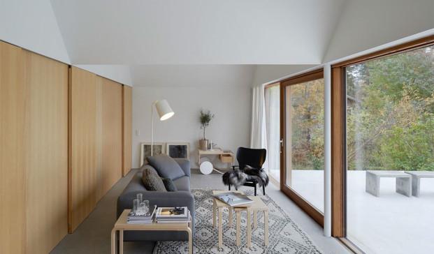 interior de casa modular en diariodesign