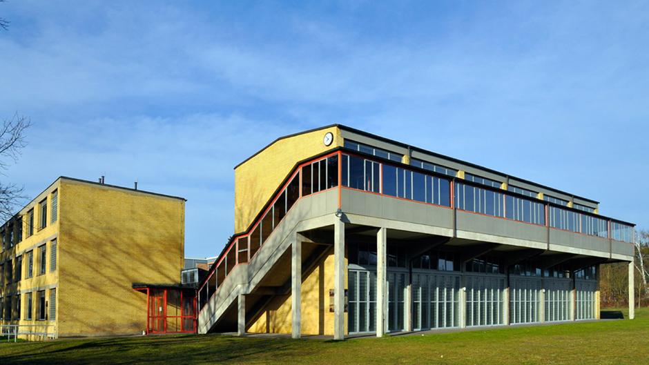 32 becas escuela de verano bauhaus bernau for Bauhaus berlin edificio