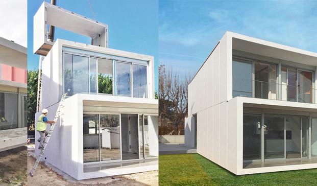 casa modulares de smartliving