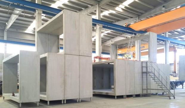 bloques de casa modulares de smartliving