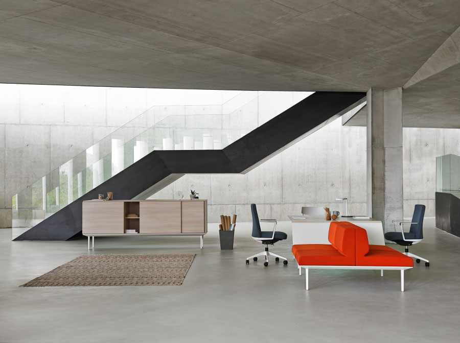 Interiorismo de espacios de trabajo - Disenador de interiores barcelona ...