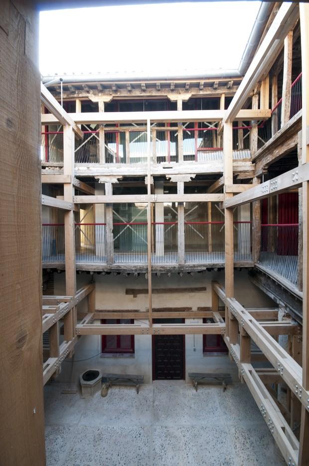 06 Re-Habitar_Escuela de Toledo ©Ángel Baltanás_Pati Núñez Agency