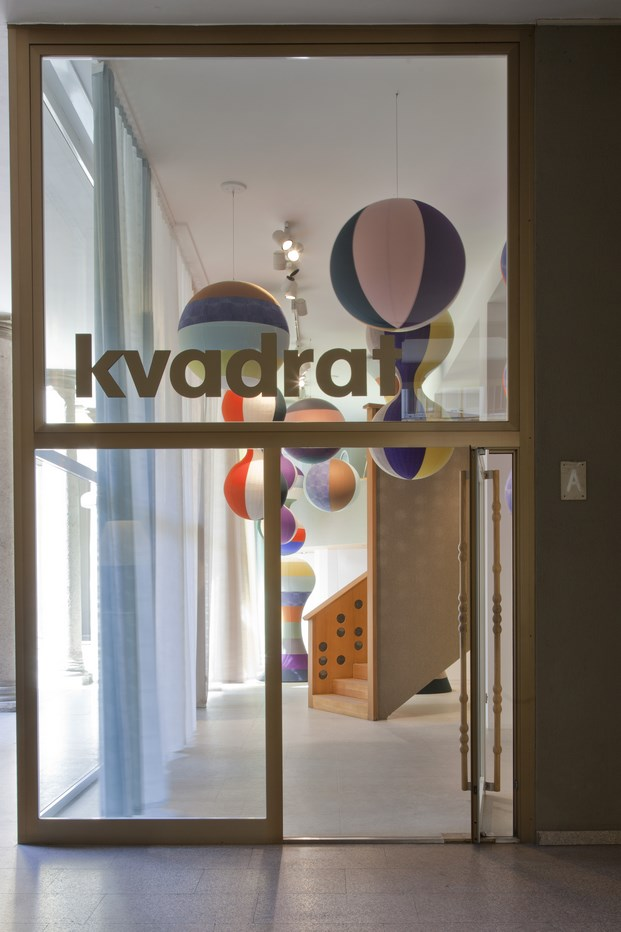 12 forest comes home kvadrat